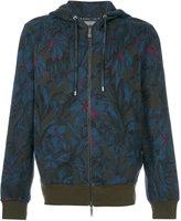 Etro zipped bomber jacket