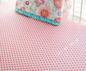 My Baby Sam Gypsy Baby Crib Sheet Bedding