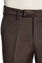 "Louis Raphael Solid Stretch Dress Slim Fit Pant - 30-34\"" Inseam"