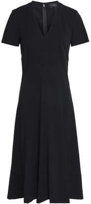 Derek Lam Pleated Cady Dress