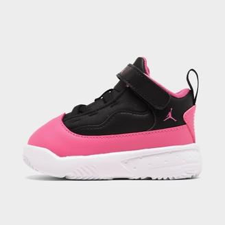Nike Girls' Toddler Jordan Max Aura 2 Basketball Shoes