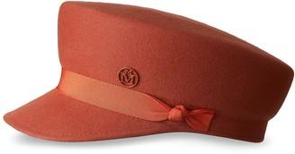 Maison Michel Abby baker boy hat