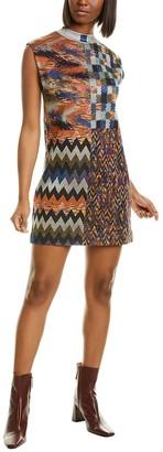Missoni Wool-Blend Shift Dress