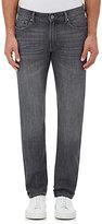 Dl 1961 Men's Nick Cotton-Blend Slim Jeans-Dark Grey Size 31