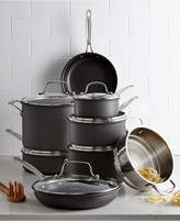 Cuisinart Chef's Classic Hard-Anodized 14-Pc. Cookware Set