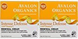 Avalon Intense Defense with Vitamin C Renewal Cream, 2 Oz (Pack of 2)