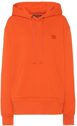 Acne Studios Ferris Face cotton-jersey hoodie