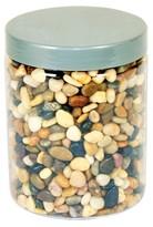 Threshold Vase Filler Mini River Rocks Multicolor
