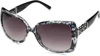 Rocawear Women's R3191 OXAN Rectangular Sunglasses