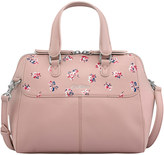 Cath Kidston Woodstock Ditsy Henshall Leather Bag
