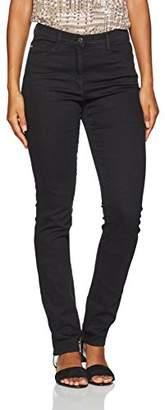 Brax Women's BX_Mary Slim Jeans, (Used Silver Grey 5)