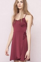 Garage Sateen Tulip Cami Dress