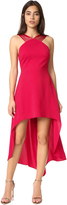Halston Multi Strap Dress