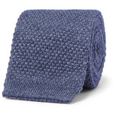 Loro Piana - 6cm Cashmere And Silk-blend Knitted Tie