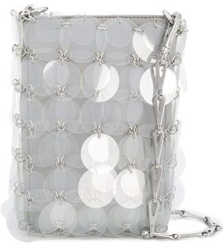 Paco Rabanne mini Sparkle 1969 crossbody bag
