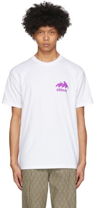 Stussy White Coastline T-Shirt