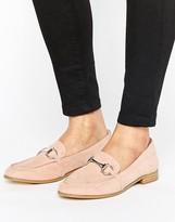 Faith Agnes Blush Flat Shoes