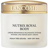 Lancôme Nutrix Royal Body Intense Lipid Repair Cream