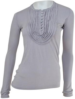 Celine Grey Top for Women Vintage