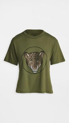 le superbe Auro Leopard Tee
