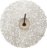 """Chilewich Pressed Petal Placemat, 15""""Dia."""