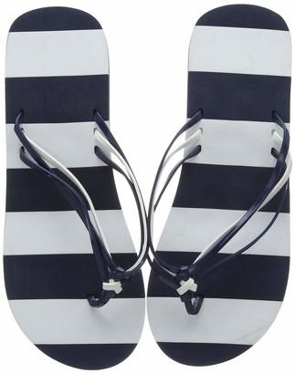 Pool' BECO Beermann GmbH & Co. KG Women's V-Strap-Slipper Gestreift Flip Flops