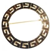 Givenchy Gold Metal Pin brooche