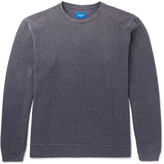 Beams Japan Cotton-Piqué Sweatshirt