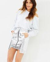 Life with Bird Angel Skirt