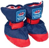 Jo-Jo JoJo Maman Bebe Fleece Lined Booties (Baby) - Navy-0-6 Months