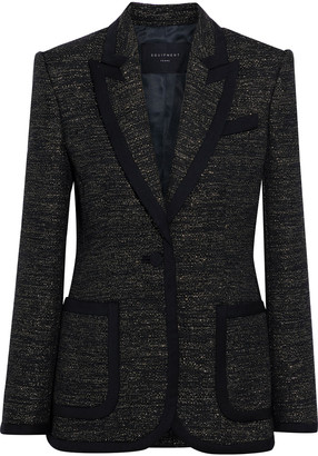 Equipment Bodanne Metallic Tweed Blazer
