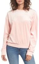 Juicy Couture Women's Velour Pullover