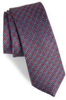 The Tie Bar Medallion Silk Tie