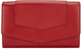 John Lewis Emily Leather Extra Large Flap Over Purse