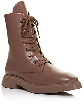 Stuart Weitzman Women's McKenzee Lace-Up Boots