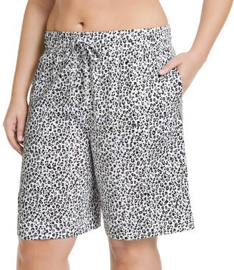 Jockey Plus Size Everyday Essentials Bermuda Pajama Shorts