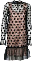 N°21 No21 Embroidered Star Dress