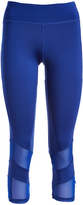 Electric Yoga Royal Blue Needed Capri Leggings