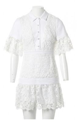 Alexis White Polyester Dresses