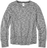 Xersion Long-Sleeve Open Back Sweatshirt - Girls 7-16 and Plus