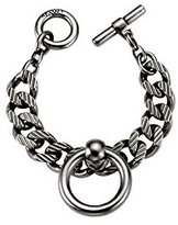Mawi Bondage Chain Bracelet with Nipple Rings