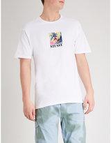Stussy Escape Cotton-jersey T-shirt