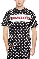 House of Holland Men's Umbro Plastisol Dot T-Shirt