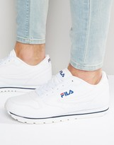Fila Vintage Orbit Low Sneakers