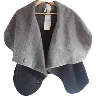 Anne Valerie Hash Grey Wool Jackets