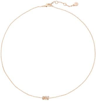 Lauren Conrad Pave Ball Necklace