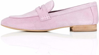 Find. Amazon Brand Soft Leather Loafers