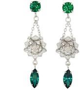 Rosaspina Firenze Petite Flower Earrings - Emerald