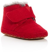 Toms Girls' Cuna Faux Shearling Lined Booties - Baby
