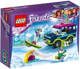 Lego Friends Snow Resort Off Roader 41321